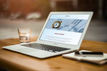 Site internet de l'entreprise Heurelec