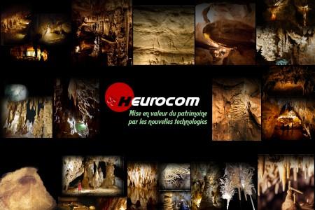 Heurocom, mise en valeur du patrimoine, spécialisé dans la valorisation des grottes