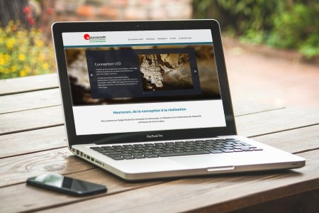 Site internet d'Heurocom
