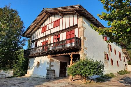 Ortillopitz, la maison basque de Sare